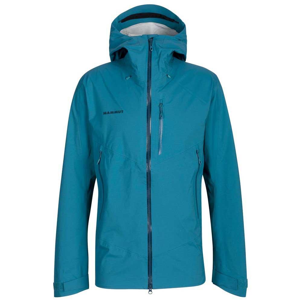 Mammut Kento Hs Jacket XL Sapphire