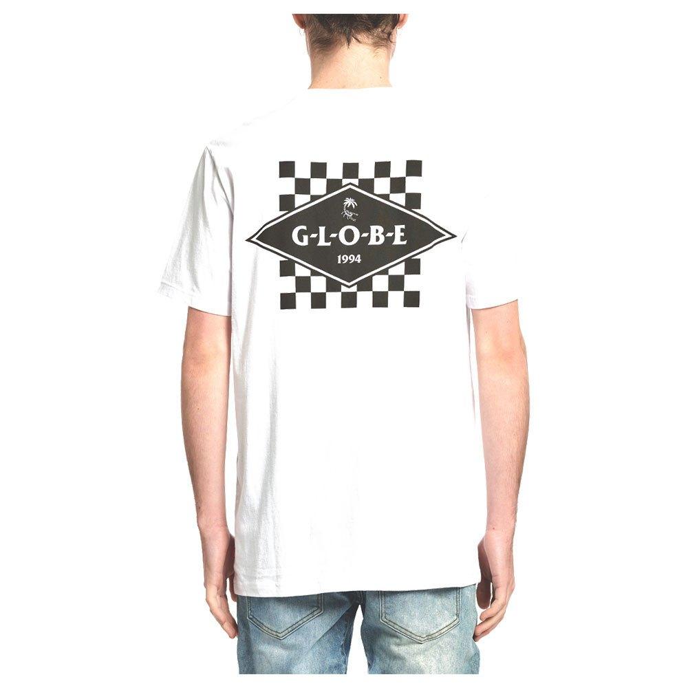 Globe Check Out L White