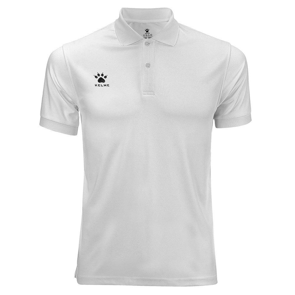 Kelme Polo Manche Courte Basic S White