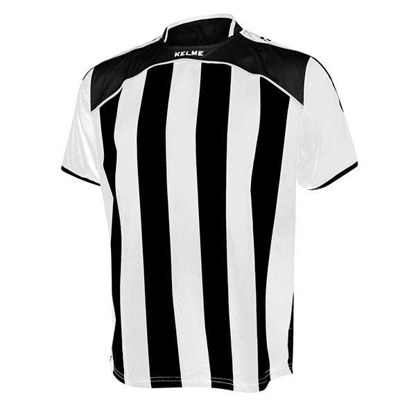Kelme T-shirt Manche Courte Liga 6XS White / Black