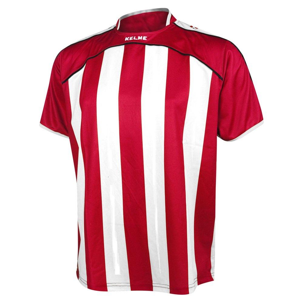 Kelme T-shirt Manche Courte Liga 6XS Red / White