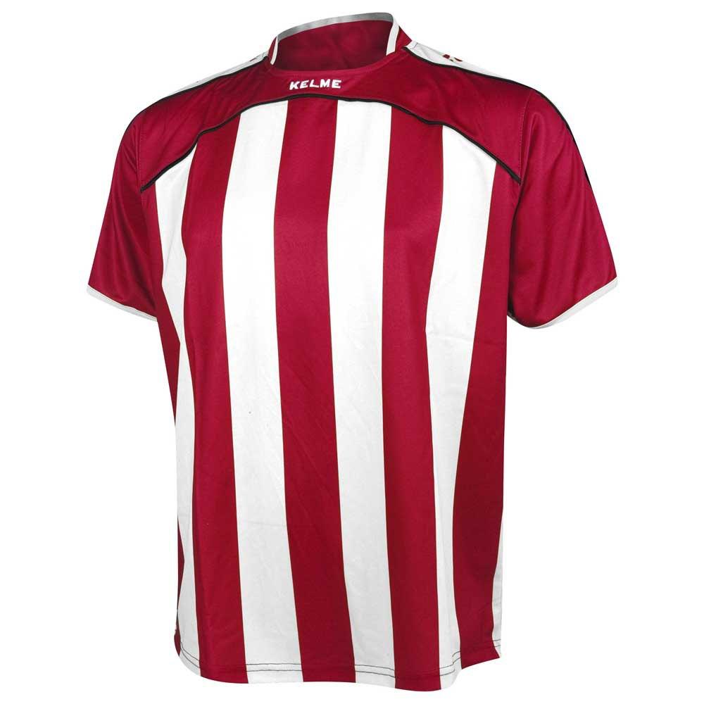 Kelme T-shirt Manche Courte Liga XXXXS Red / White