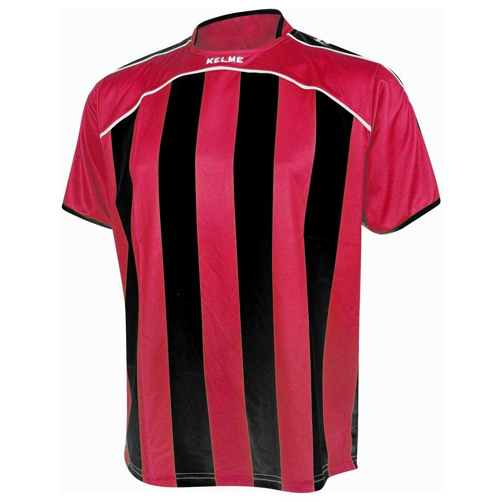 Kelme T-shirt Manche Courte Liga XXXXS Red / Black