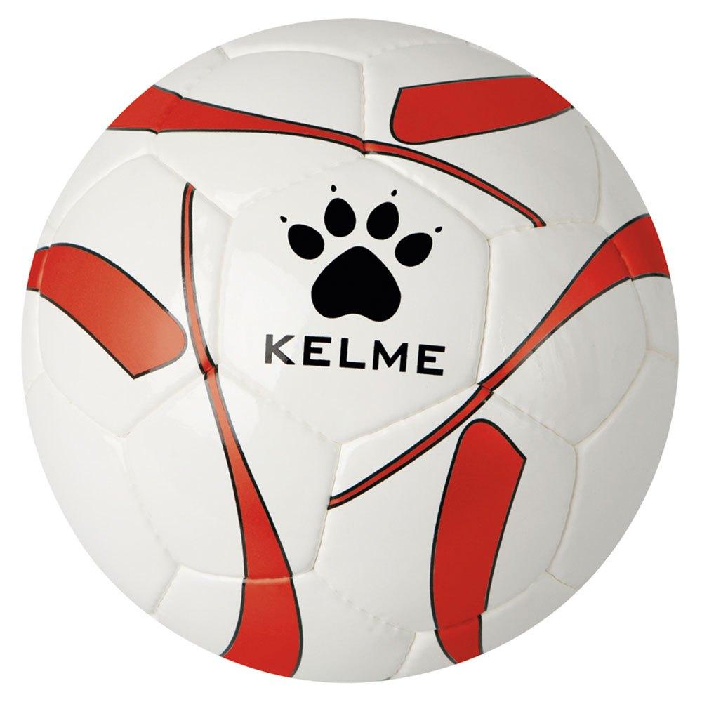 Kelme Team Iii Football Ball 3 White / Red