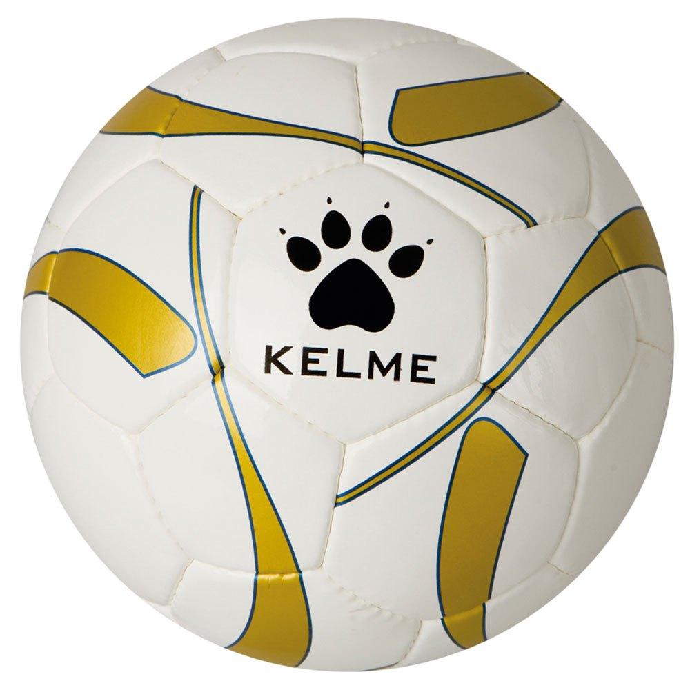 Kelme Team Iii Football Ball 4 White / Gold