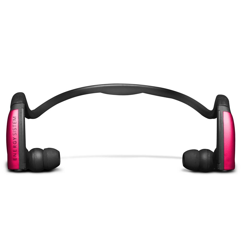Energy Sistem Running Two One Size Black / Pink