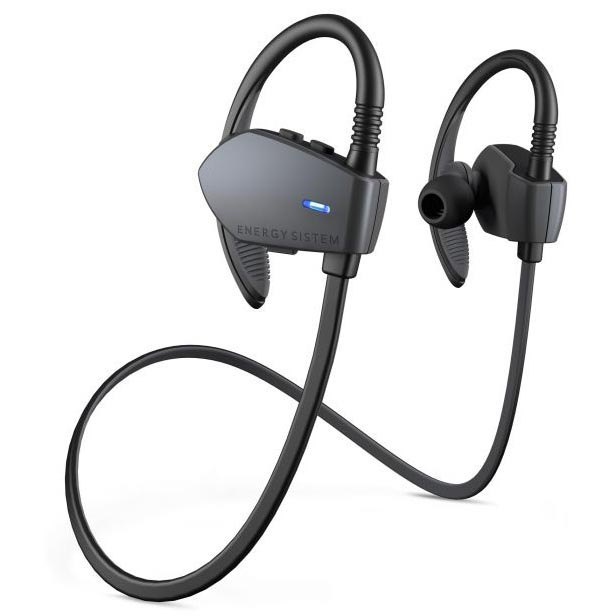 Energy Sistem Sport 1 Bluetooth One Size Graphite