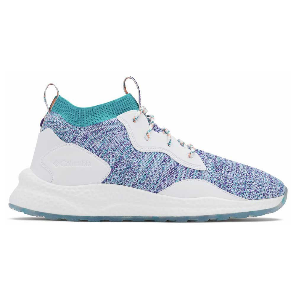 Columbia Sh/ft Mid Breeze EU 43 White Typo Print
