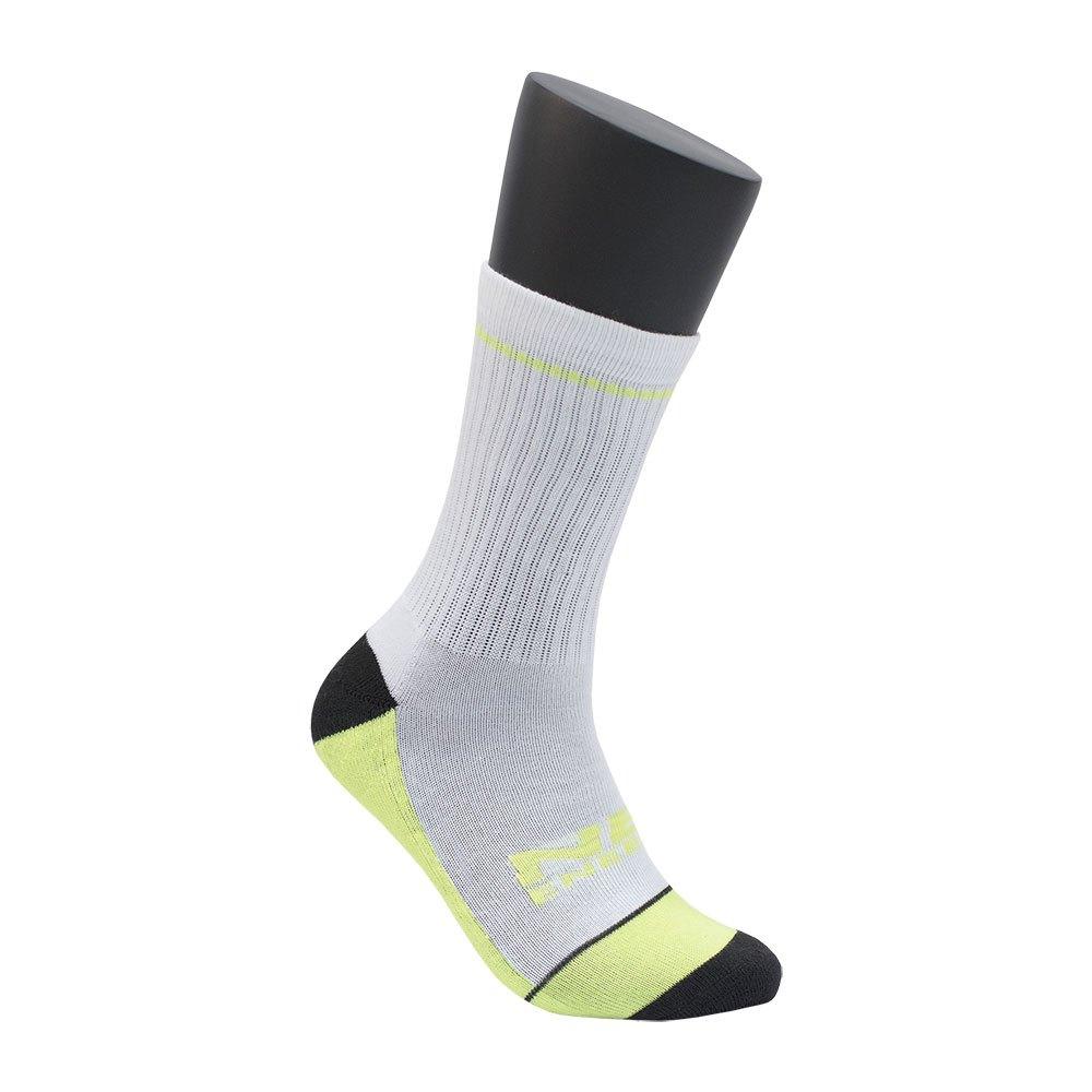 Enebe Ankle EU 43-46 White / Yellow Fluo / Black