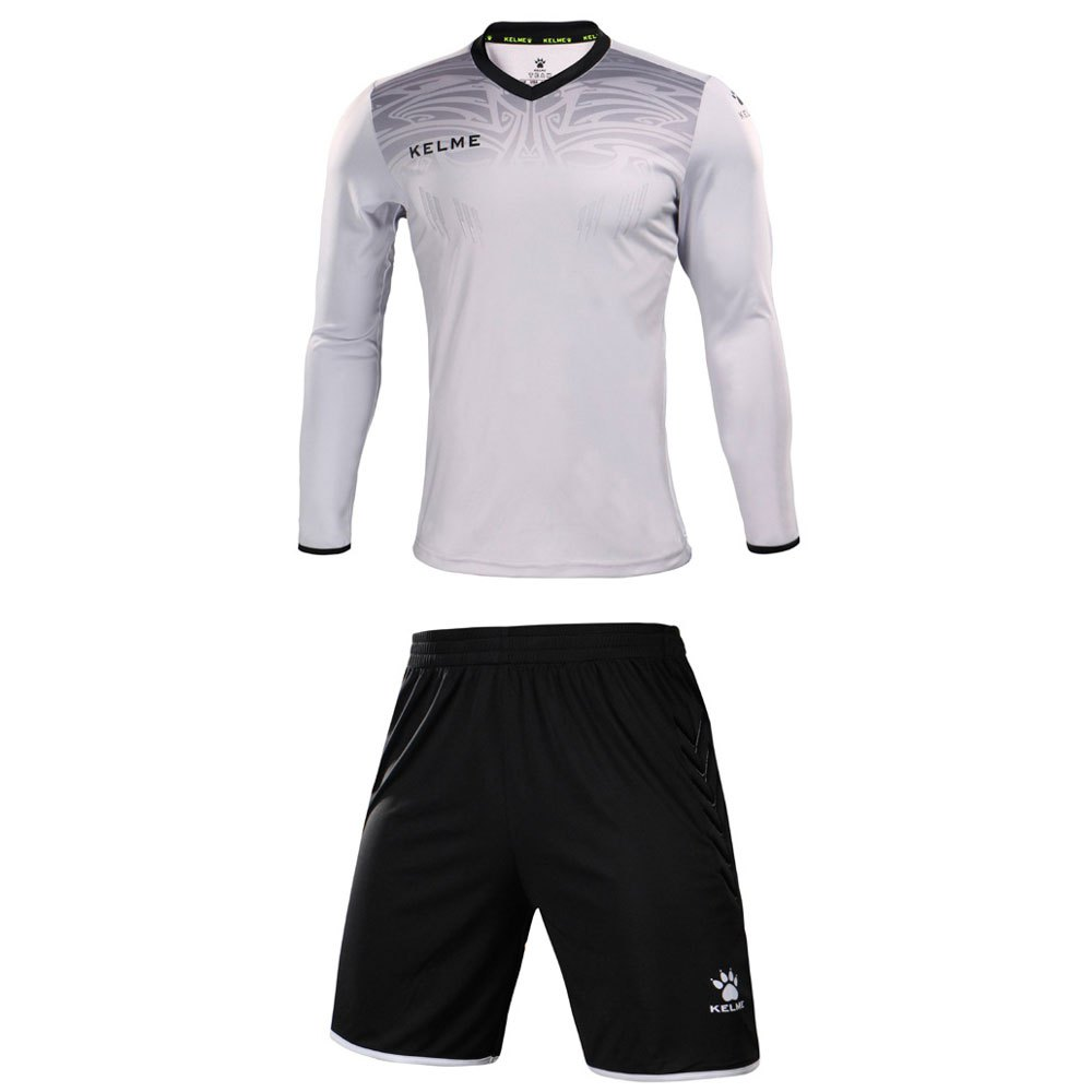 Kelme Zamora XS Light Gray / Black