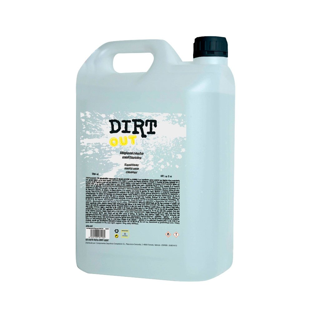 Cuidado personal Dirt Out 5l