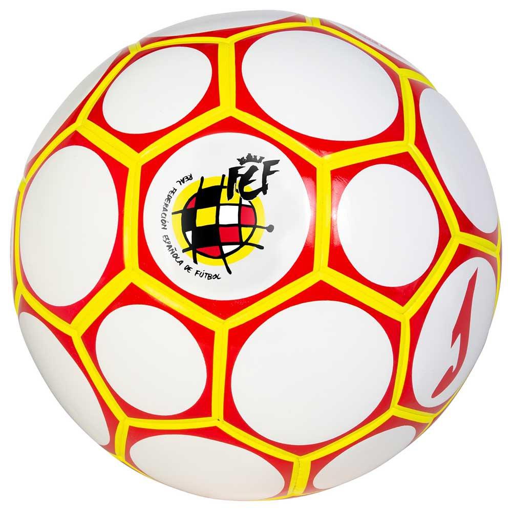 Joma Spain Futsal 58 White / Red / Yellow