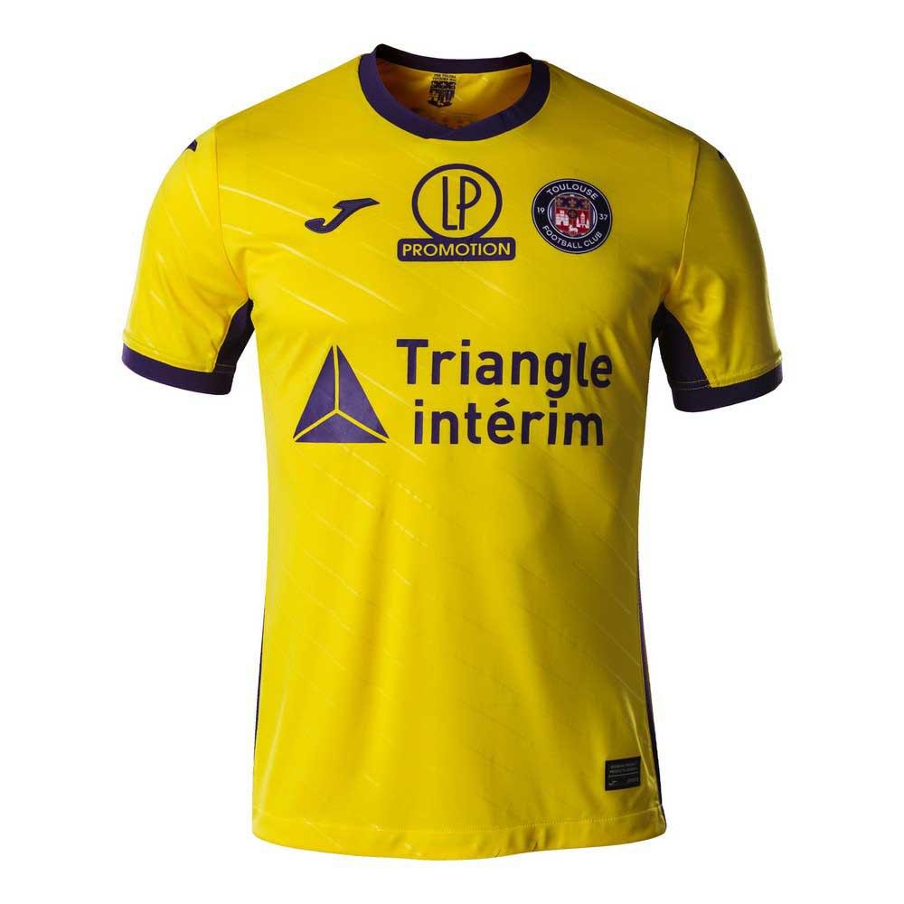 Joma Toulouse Away 20/21 XXL Yellow