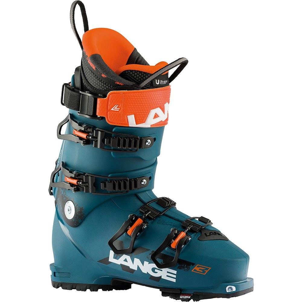 Lange Xt3 140 Pro Model Alpine Ski Boots 29.0 Storm Blue / Orange