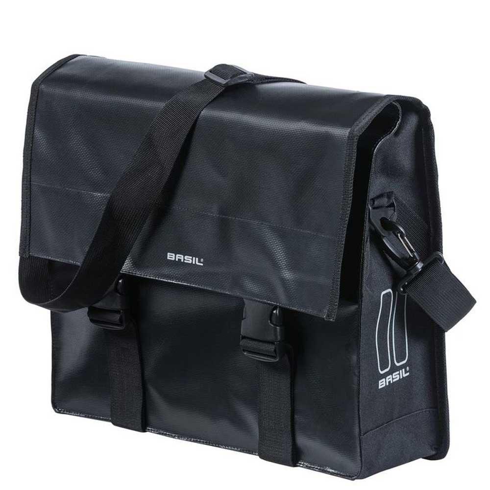 Basil Urban Load Messenger Waterproof 15-17l One Size Black