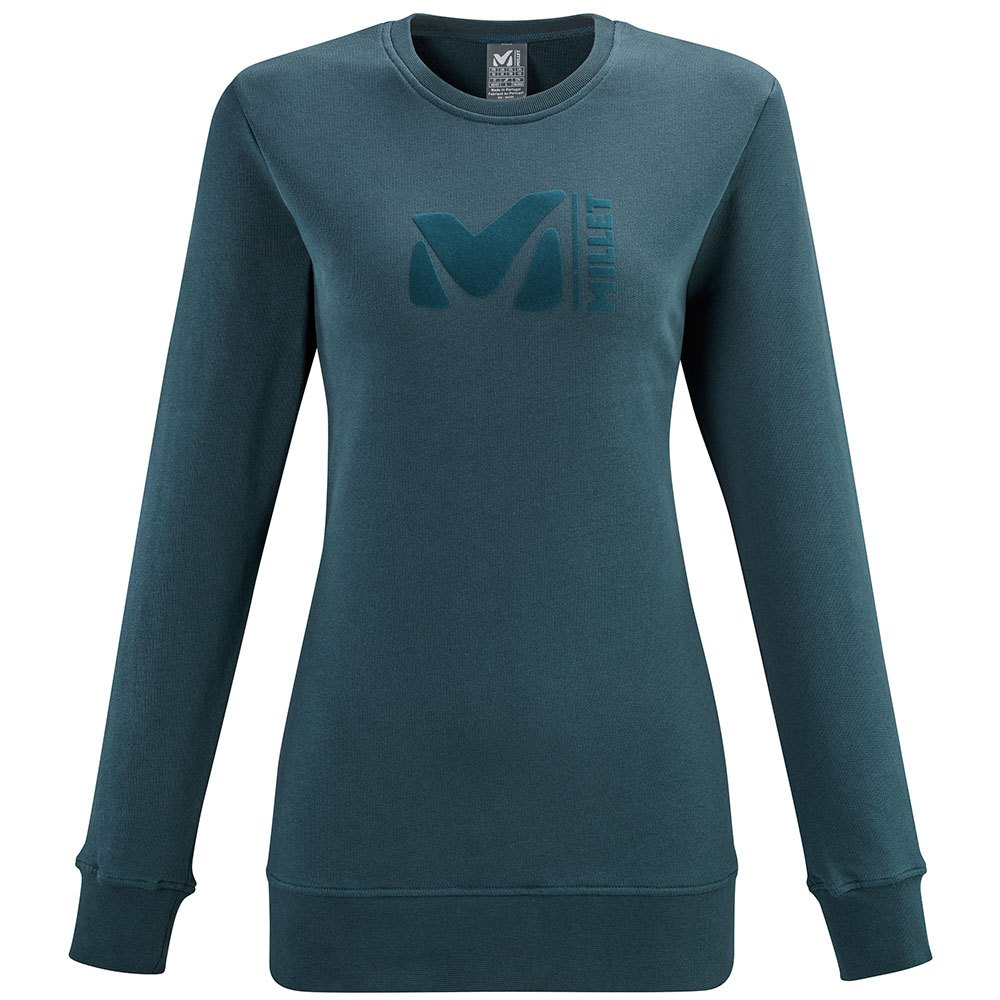 Millet Capucin Crew Sweatshirt XL Orion Blue