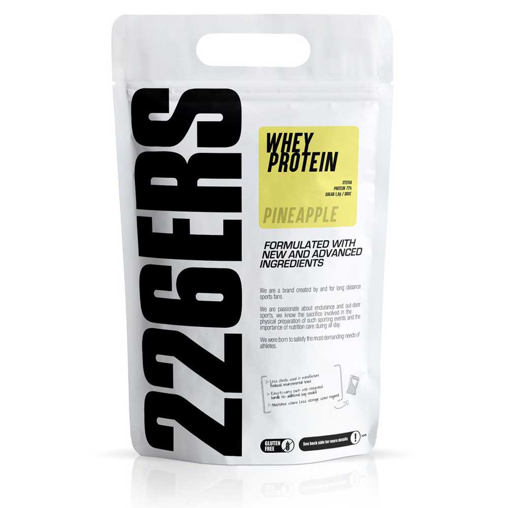 226ers Whey Protein 1kg Pineapple Pineapple