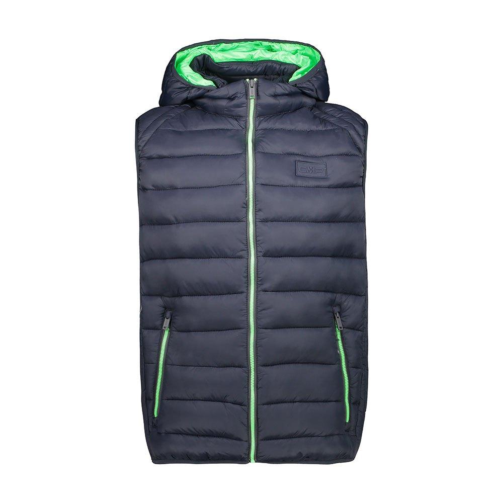 Cmp Vest XXXXL Black Blue