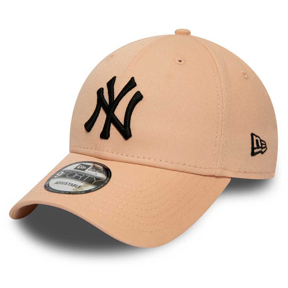 New Era Casquette League Essential 9forty New York Yankees One Size Pink