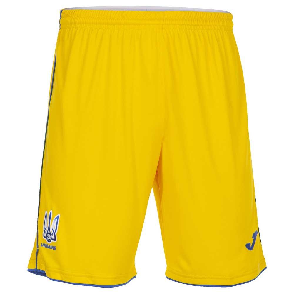 Joma Ukraine Home 2020 XXS Yellow
