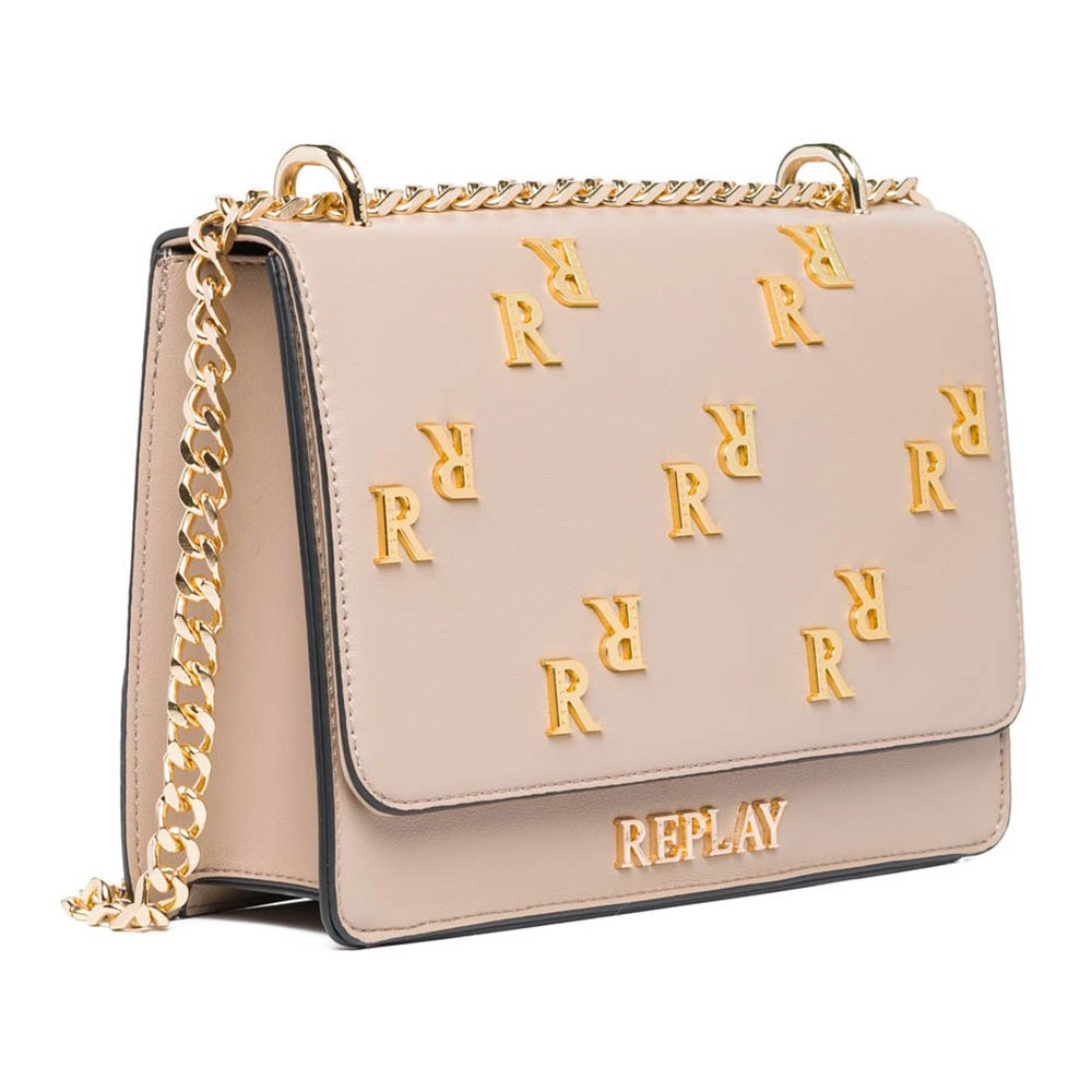 Replay Fw3000 Bag One Size Dirty Beige