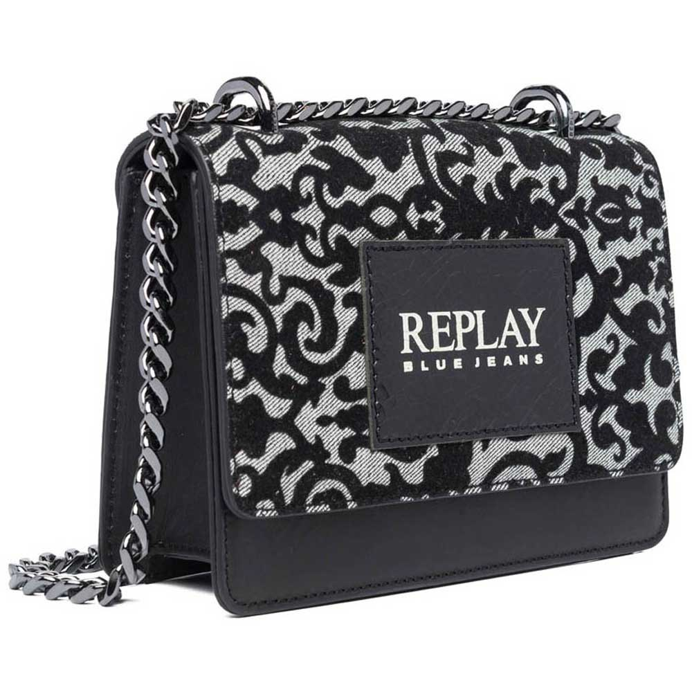 Replay Fw3001 Bag One Size Black