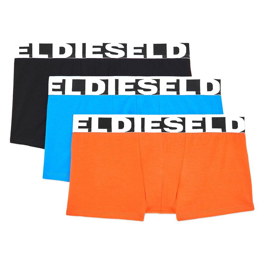 Diesel Shawn 3 Pack L Blue / Orange / Black