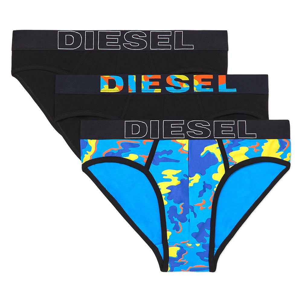 Diesel Andre 3 Pack S Black / Multi