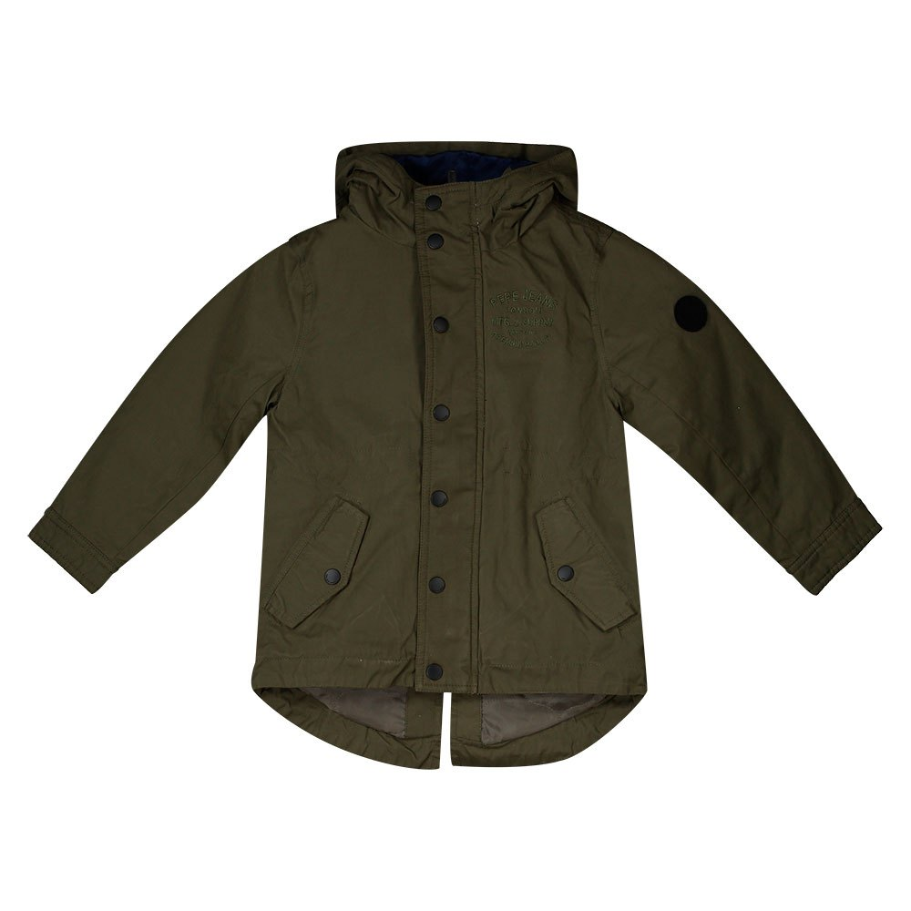 Pepe Jeans Hazel 6 Years Hunter Green
