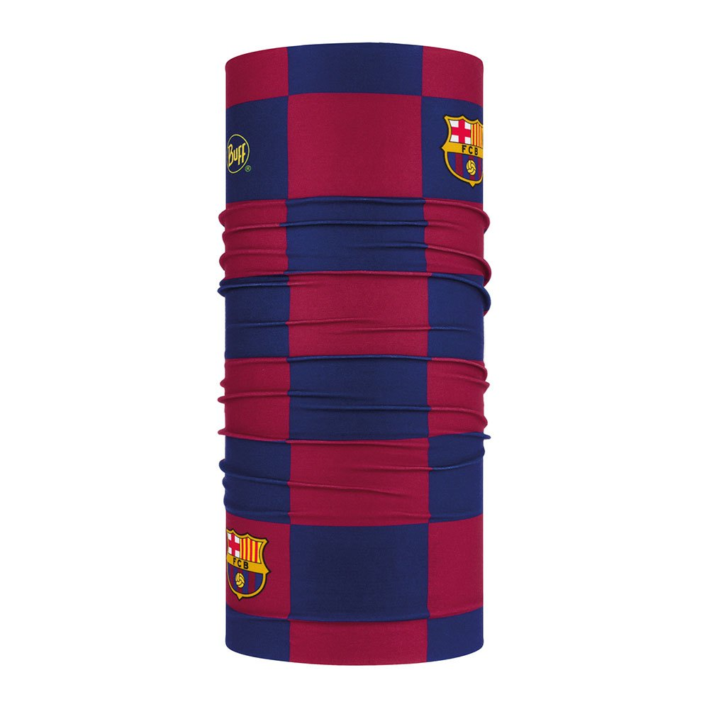 Buff ® Fc Barcelona Original Home 20/21 One Size Red / Blue