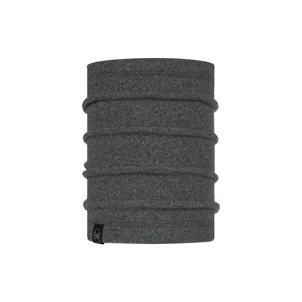 Buff ® Polar Neckwarmer One Size Solid Grey Htr