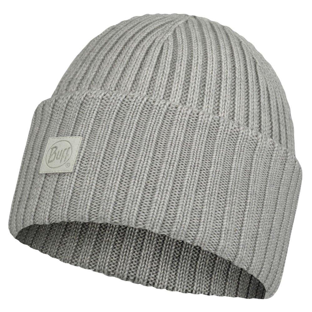 Buff ® Merino Wool Fisherman One Size Ervin Light Grey