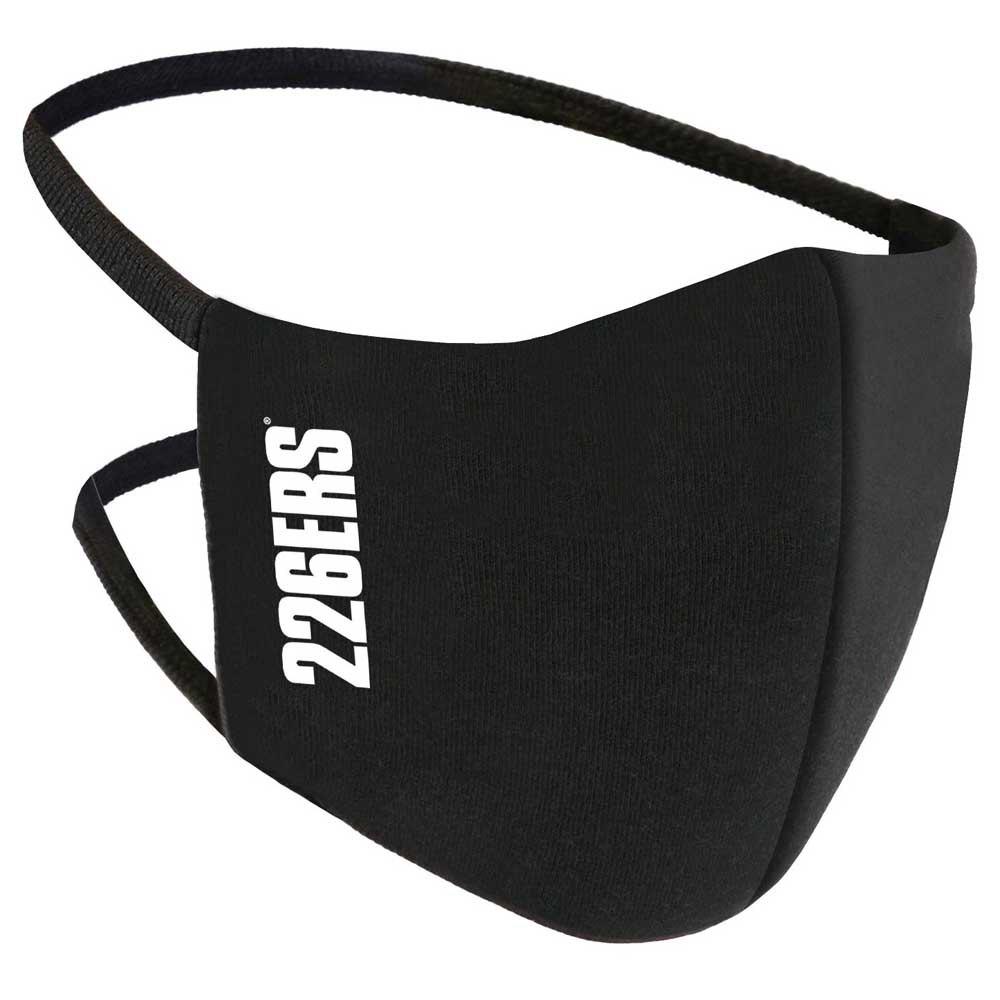 226ers Face Mask L Black