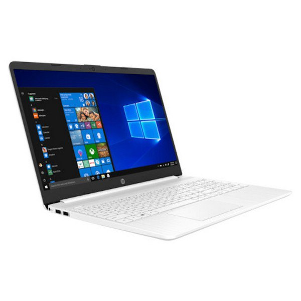 Portátil Hp 15s-fq1051ns 15.6'' I5-1035g1/8gb/512gb Spanish QWERTY White