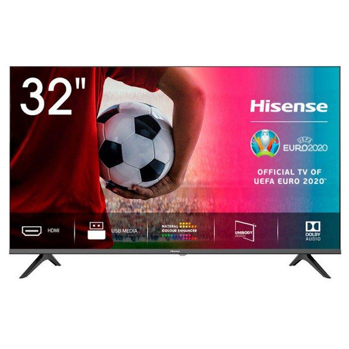 Televisor Hisense H32a5100f 32'' Full Hd Led Europe PAL 220V Black