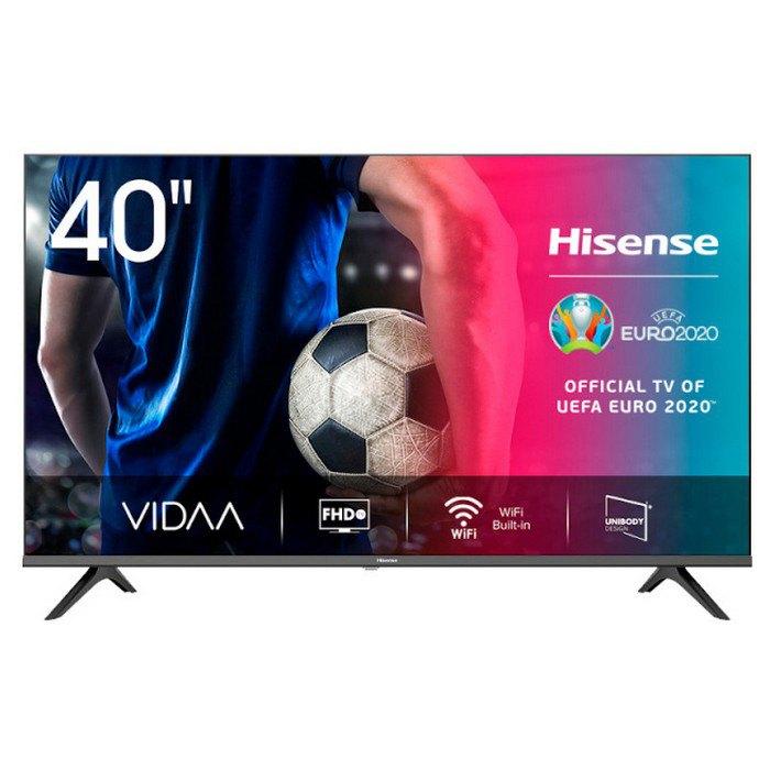 Televisor Hisense H40a5600f 40'' Full Hd Led Europe PAL 220V Black