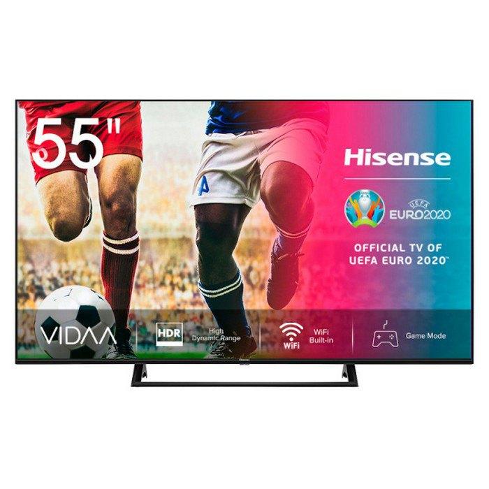 Televisor Hisense H55a7300f 55'' Uhd Led Europe PAL 220V Black