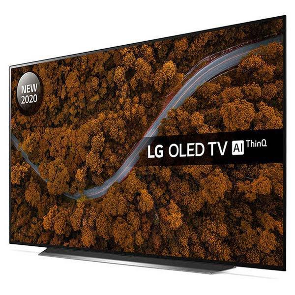 Televisor Lg 77cx6la 77'' Uhd Oled Europe PAL 220V Black