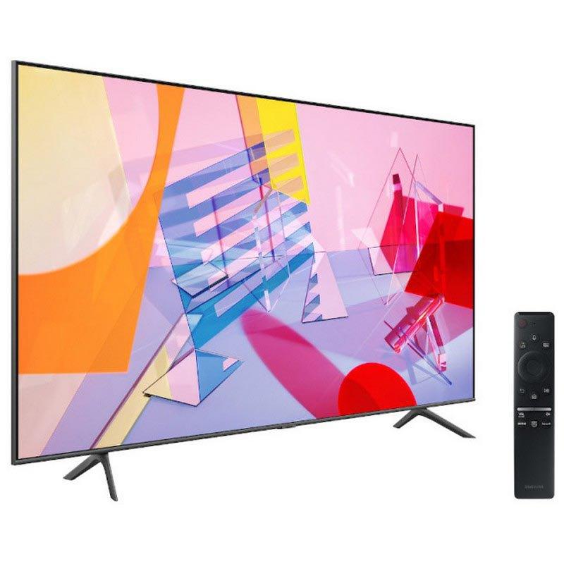 Televisor Samsung Qe75q60tau 75'' Uhd Qled Europe PAL 220V Black
