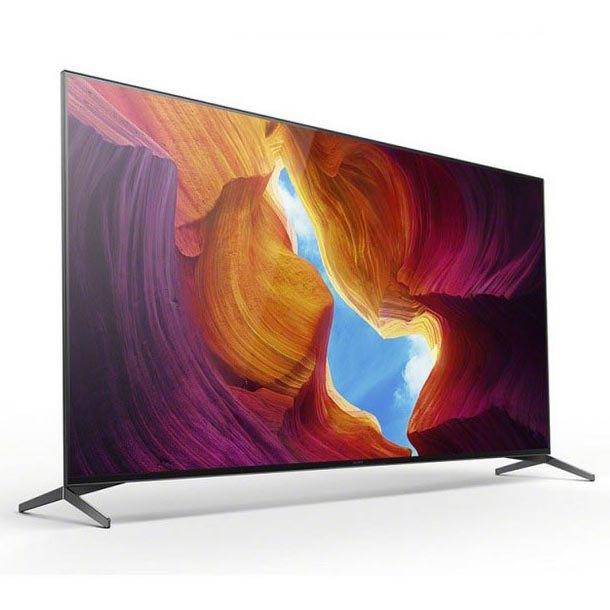 Televisor Sony Kd49xh9505 49'' Uhd Led Europe PAL 220V Black