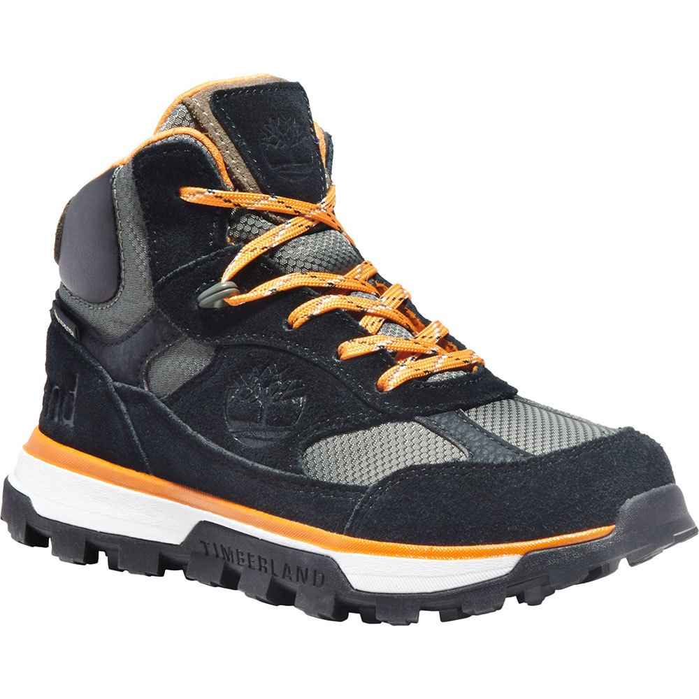 Timberland Trail Trekker Mid Hiker Goretex Junior EU 40 Jet Black