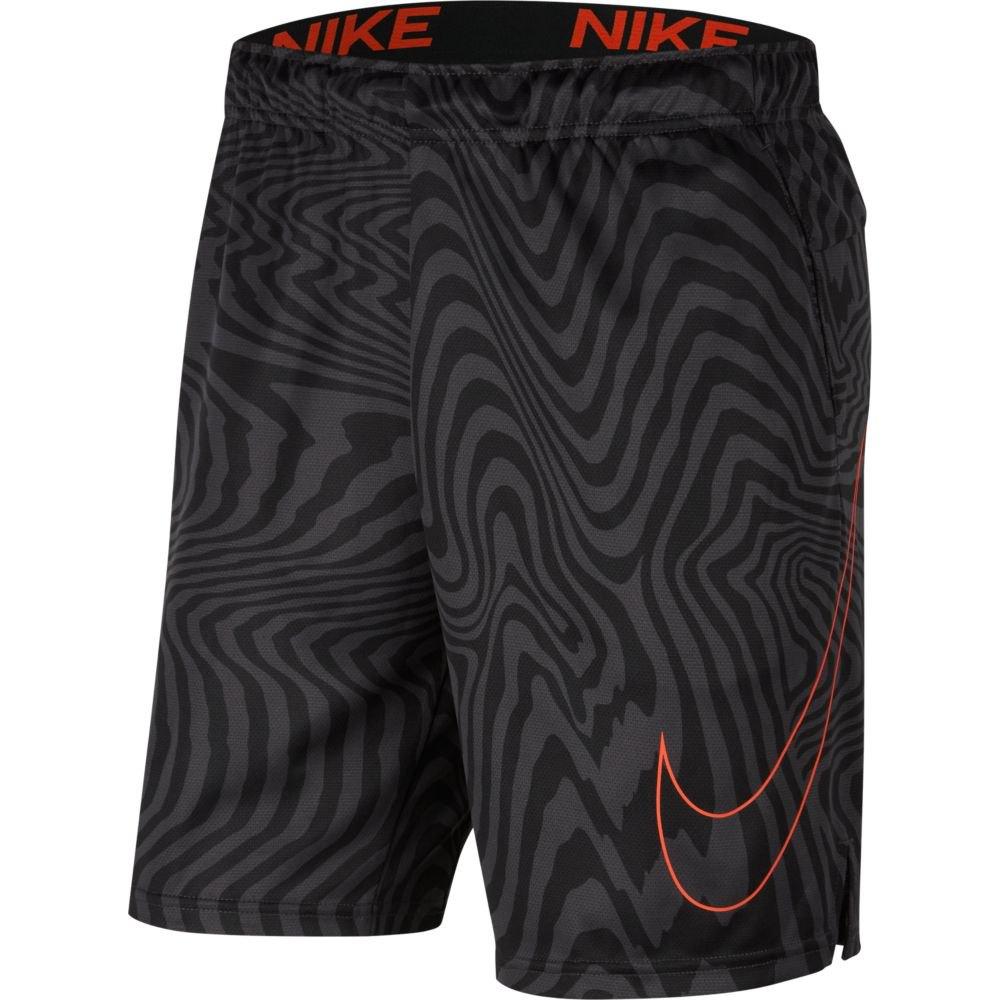 Nike Dri Fit Training XL Dk Smoke Grey / Team Orange