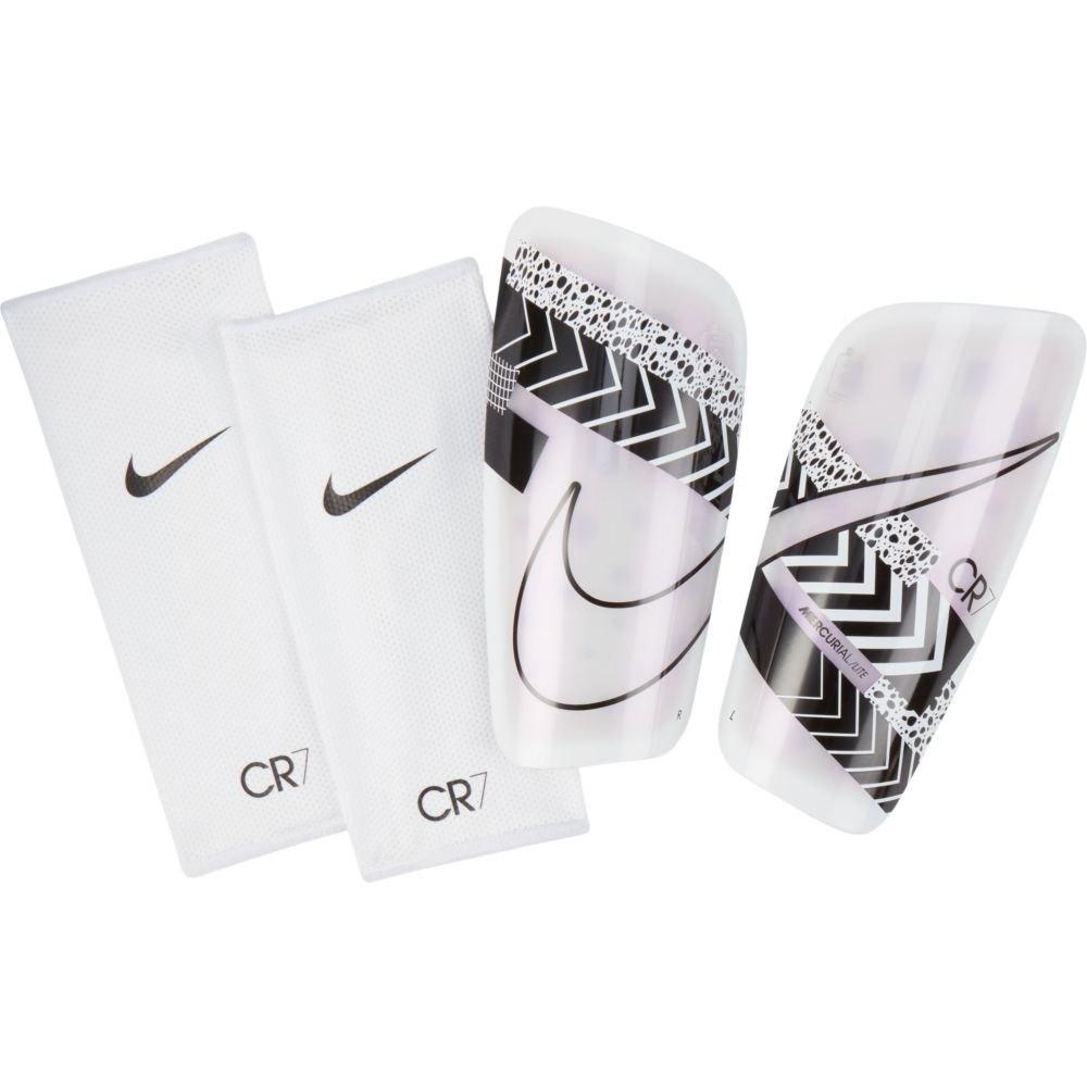 Nike Mercurial Lite Cr7 S White / Black / Iridescent