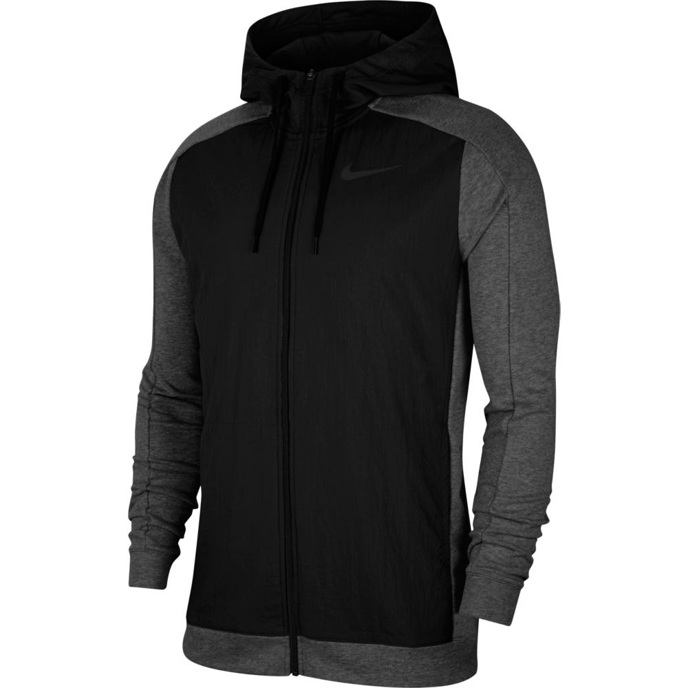 Nike Dri-fit Training XL Black Heather / Black / Black