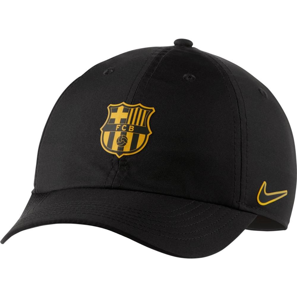 Nike Fc Barcelona Heritage 86 One Size Black / Black