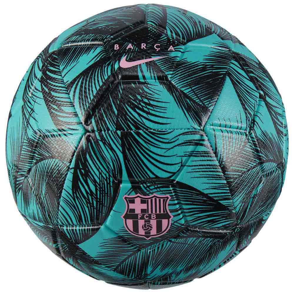 Nike Fc Barcelona Strike 5 New Green / Black / Pink Beam