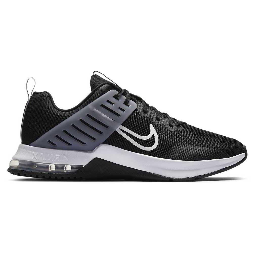 Nike Chaussures Air Max Alpha Tr 3 EU 44 1/2 Black / White / Wolf Grey