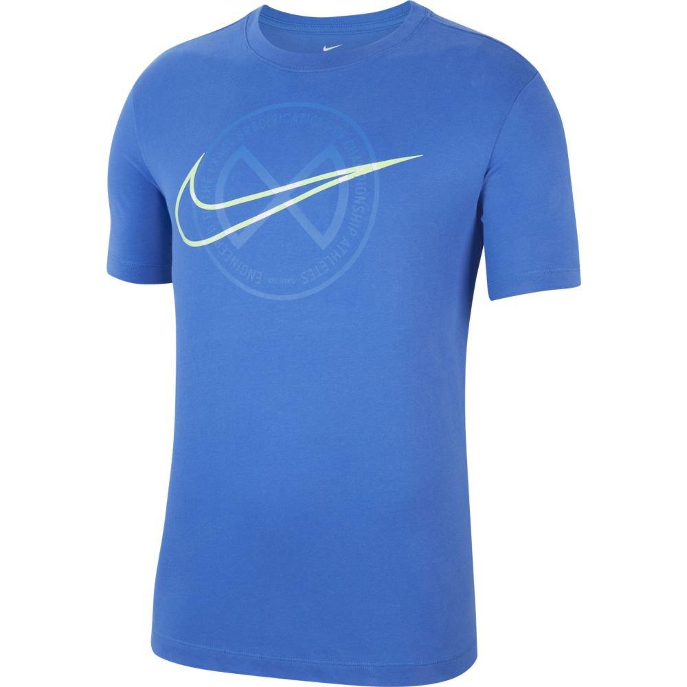 Nike Dri Fit Training XXL Astronomy Blue