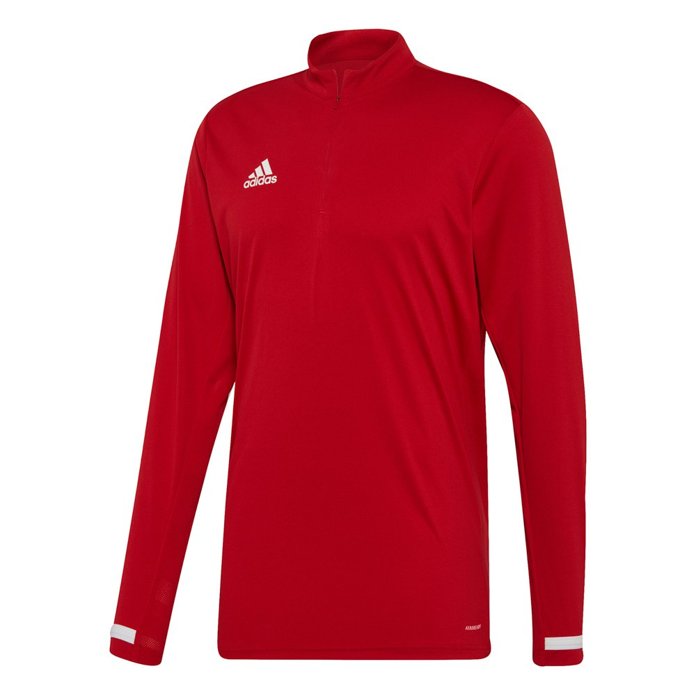 Adidas Badminton Sweatshirt Team 19 XS Power Red / White