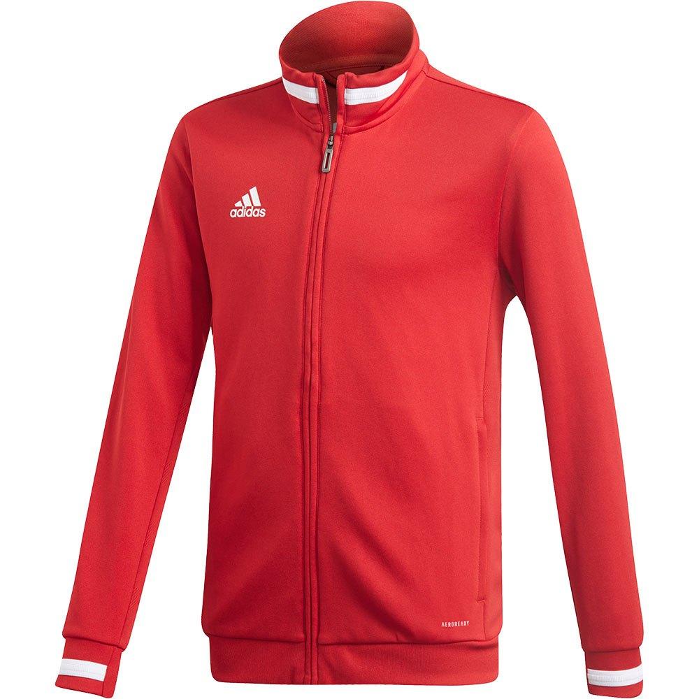 Adidas Badminton Team 19 Track 6 Years Power Red / White